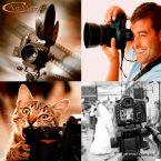 Услуги фотографа и видеооператора на свадьбу, праздники в Киеве