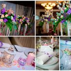 Эксклюзивное украшения свадеб и праздников флористами Компании АртМуз в Киеве