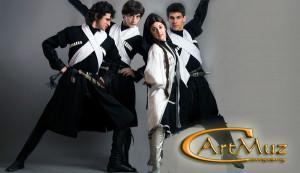 Georgian Dance - грузинский шоу-балет Киев на свадьбу, праздники