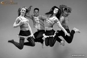Шмель- шоу-балет современного танца на корпоратив, мероприятия Киев