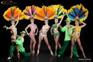 Ватан — шоу-балет на свадьбу, корпоратив, мероприятия, торжества, концерты Киев