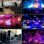 Звуковое и световое обеспечение мероприятий в Киеве
