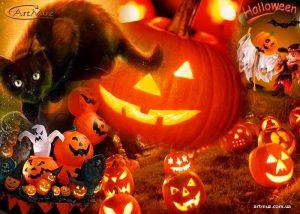 Организация, проведение Хеллоуина в Киеве, вечеринка к Дню Всех Святых