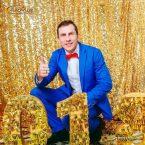 Владимир - ведущий (тамада) на свадьбы, корпоративы, детские дни рождения, мероприятия в Киеве